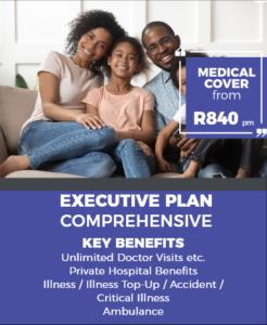 executive plan comprehensive