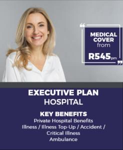 executive plan hospital