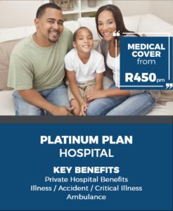 platinum plan hospital